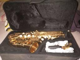 Sax sopranino, usado e em ótimo estado
