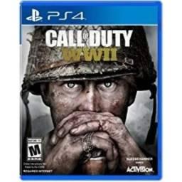 Jogos ps4 call of duty