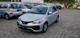 Toyota Etios XS 1.5 2018 Automático 13.000km - 2018