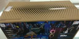 Caixa JBL Party Box 300 - Lacrada, Nota e 1 ano de Garantia