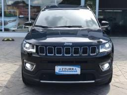 Jeep compass 2.0 16v flex limited automático 2020 - 2020