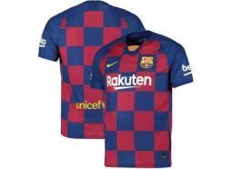 Camisa Barcelona 19/20 Nike Time
