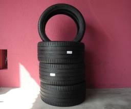 Título do anúncio: Jogo Pneu Michelin Latitude Sport 3 (N1) 295/35r21 107y Usado Run Flat