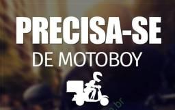 Vaga de emprego - Moto Boy