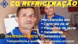 CG REFRIGERAÇÃO *