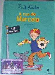 Livro: a rua de Marcelo