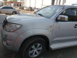 Vende-se Hilux 2010 3.0 SRV 4x4 diesel