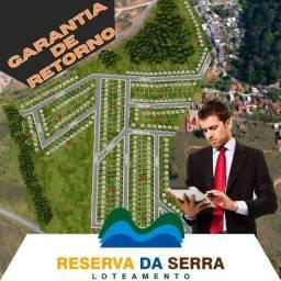 T054 - Lotes no Loteamento Reserva da Serra