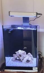 Vendo aquario completo