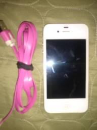 iPhone 4S.   R$ 350,00