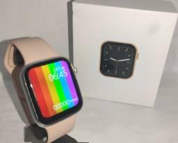 Smartwhatch IWO série 6 (idêntico ao Apple watch) faz ligações