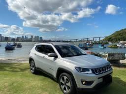 Jeep compass 2017 único dono particular