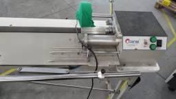 Máquina de cortar fio de malha/viés
