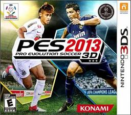 PES 2013 3D - Nintendo 3DS