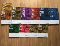 Coleção de livros poliedro 2015