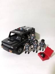 Playmobil furgão da polícia Sunny