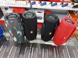 Caixinha De Som Portátil Charge 3 e charge 2 Bluetooth Usb