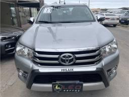 Título do anúncio: Toyota Hilux 2017 2.8 srv 4x4 cd 16v diesel 4p automático