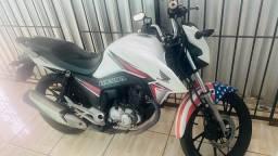 Título do anúncio: Vendo moto cg 160 2016