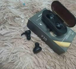 Fones de ouvido Y30