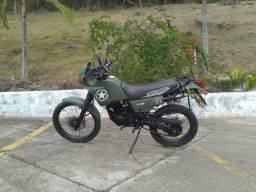 Título do anúncio: Honda nx 200 2001 ( nx200 )