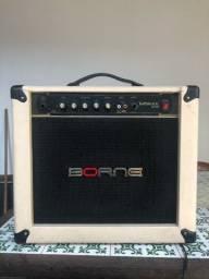 Título do anúncio: Amplificador BORNE VORAX 840 - NÃO ACEITO TROCA