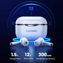 Lenovo Live Pods LP1 com cancelamento de ruído Original Novo