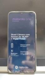 Título do anúncio: Celular Smartphone Motorola Moto One Fusion