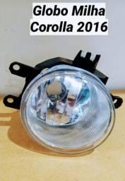Globo Farol de milha Corolla