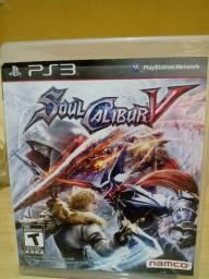 Jogo de PS3 - Soul Calibur V, original