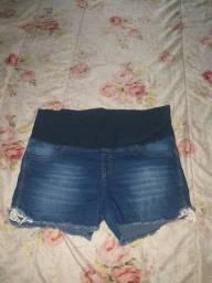 Título do anúncio: Short e calça gestante 46