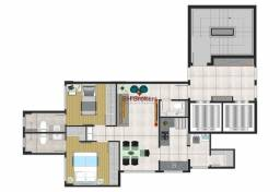 Apartamento à venda com 3 dormitórios em Vila paris, Belo horizonte cod:BHB23575