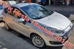 New Fiesta Titanium Aut 2015