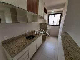 Título do anúncio: Apartamento com 2 dormitórios para alugar, 67 m² por R$ 1.600,00/mês - Fragata - Marília/S