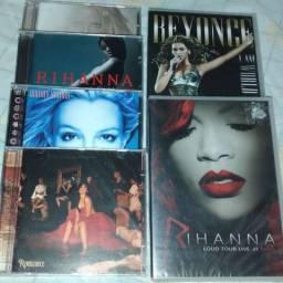 Cds e dvds divas pop lacrados