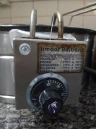 Título do anúncio: Fritadeira elétrica 7 litros 220v usada