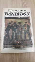 Livro: Bandidos<br>