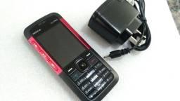 Nokia 5310 Xpressmusic Vermelho ( obs abaixo )