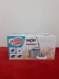 Mop Giratório Flash Limp (NÃO FAÇO MENOR PREÇO)
