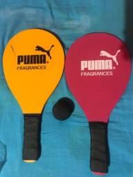 Vendo par de raquetes Puma ( acompanha bolinha ) 80 R$