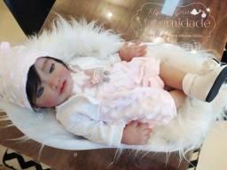 Promoção bebê de silicone solido molinho A pronta entrega