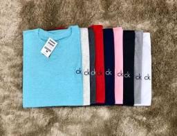 Título do anúncio: Camisas básicas masculina