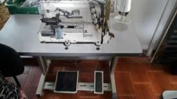 Máquina elastiqueira para passa elastico