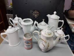 Lote de porcelana
