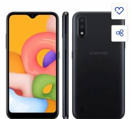 Samsung A01 lacrado