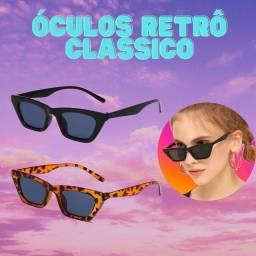 Título do anúncio: ÓCULOS RETRÔ CLÁSSICO