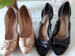 Título do anúncio: Sapatos Carmem Steffens