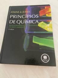 Título do anúncio: Livro Princípios de Química Atkins e Jones