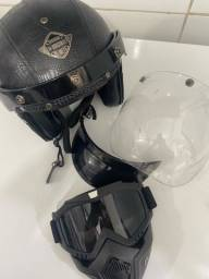 Capacete Boss Helmets vendo ou troco