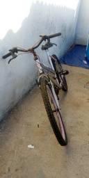 Bicicleta de corrida semi nova